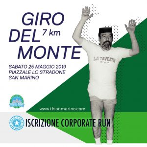 Iscrizione Corporate Run San Marino